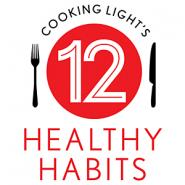 Cooking Light's Healthy Habits Program
