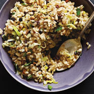 multigrain pilaf with sunflower seeds recipe
