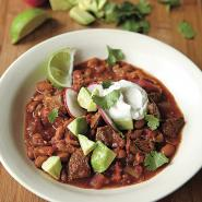 Beef and Pinto Bean Chili