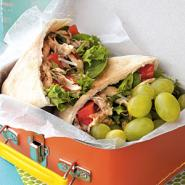 Little Italy Chicken Pitas Recipes