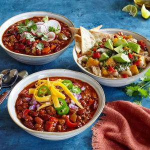 It's Chili Time