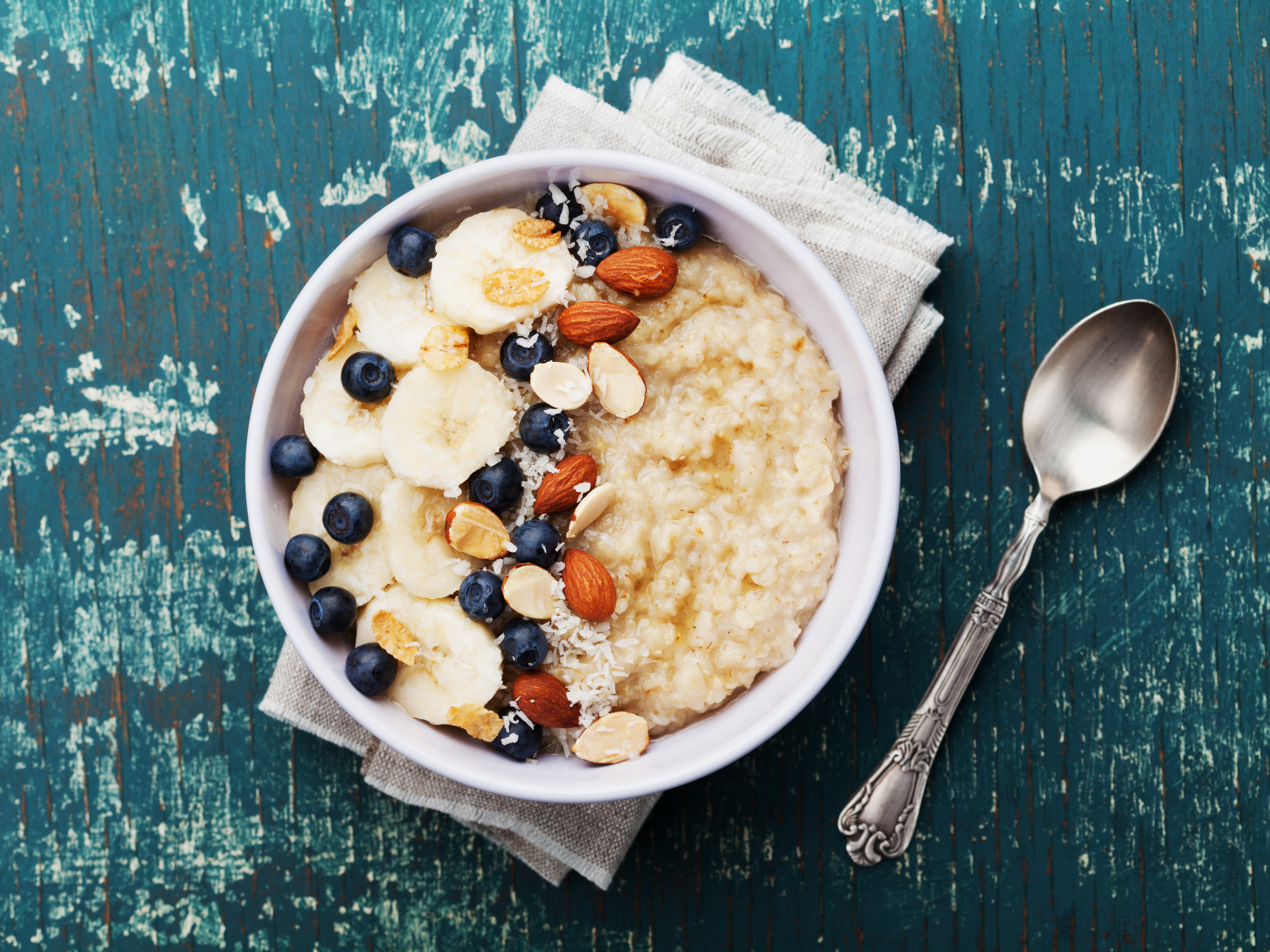 Healthy Bowl of Oatmeal