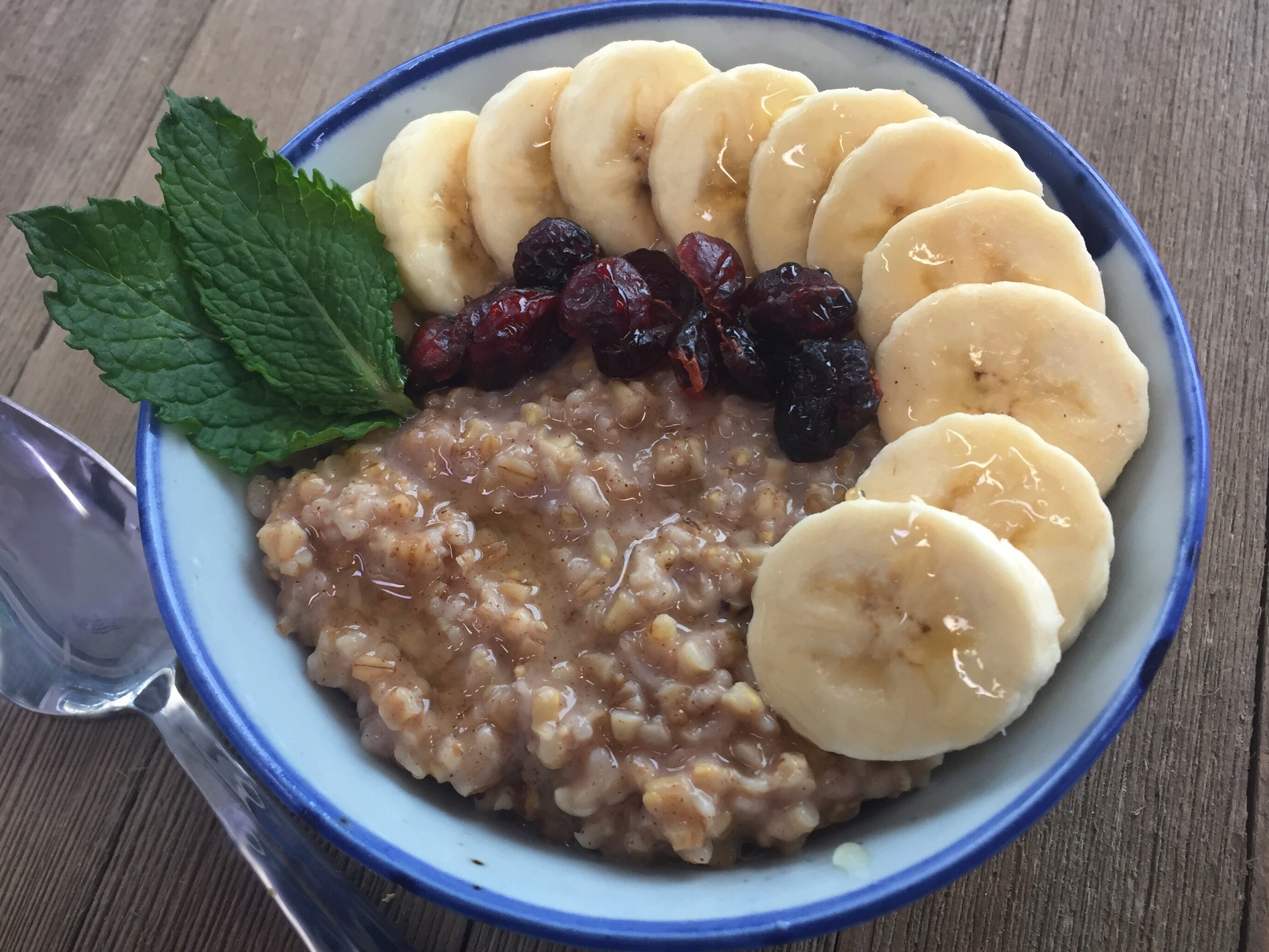 Basis Steel Cut Oats Recipe