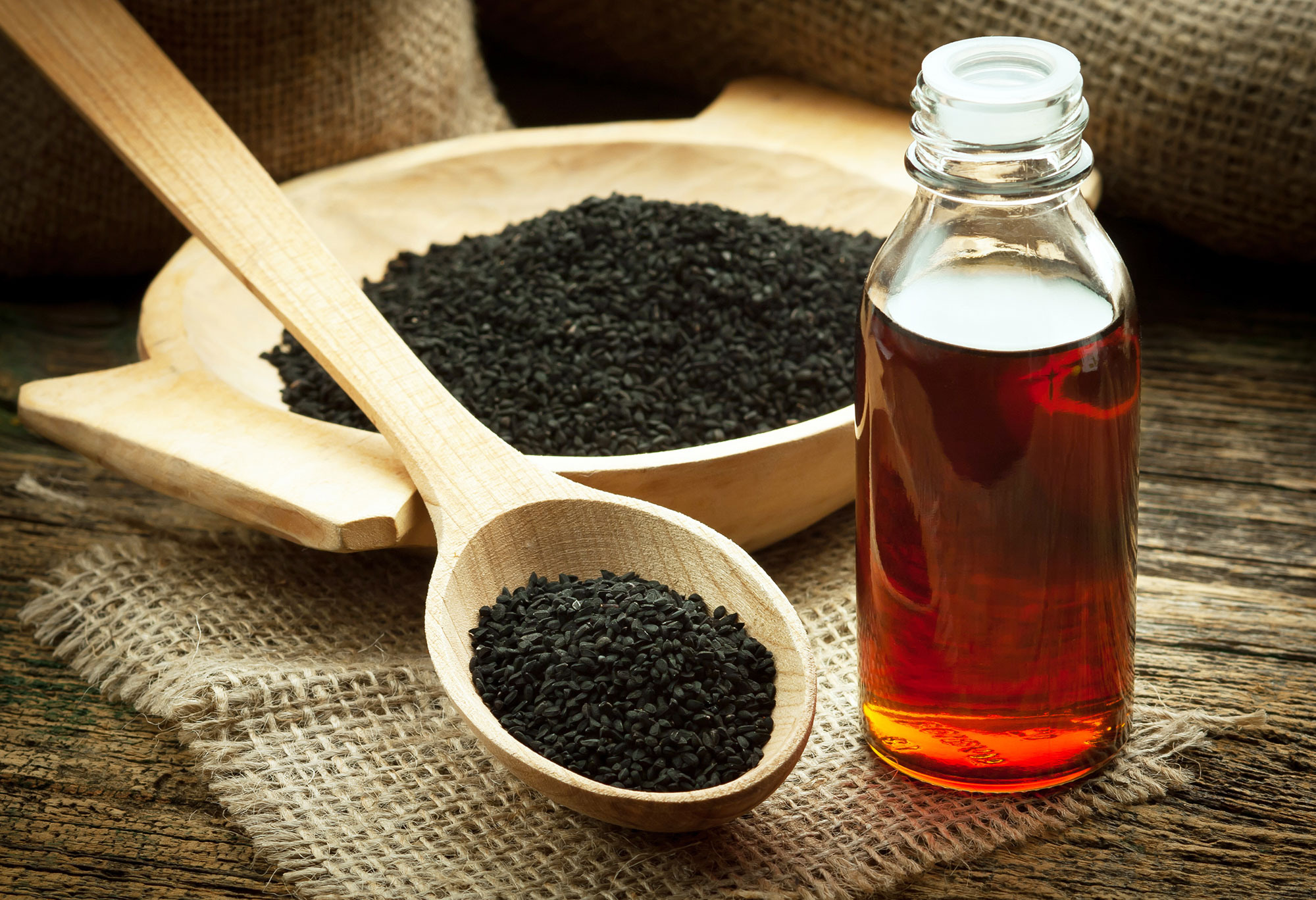 Here's Everything You Need to Know About Black Seed Oil