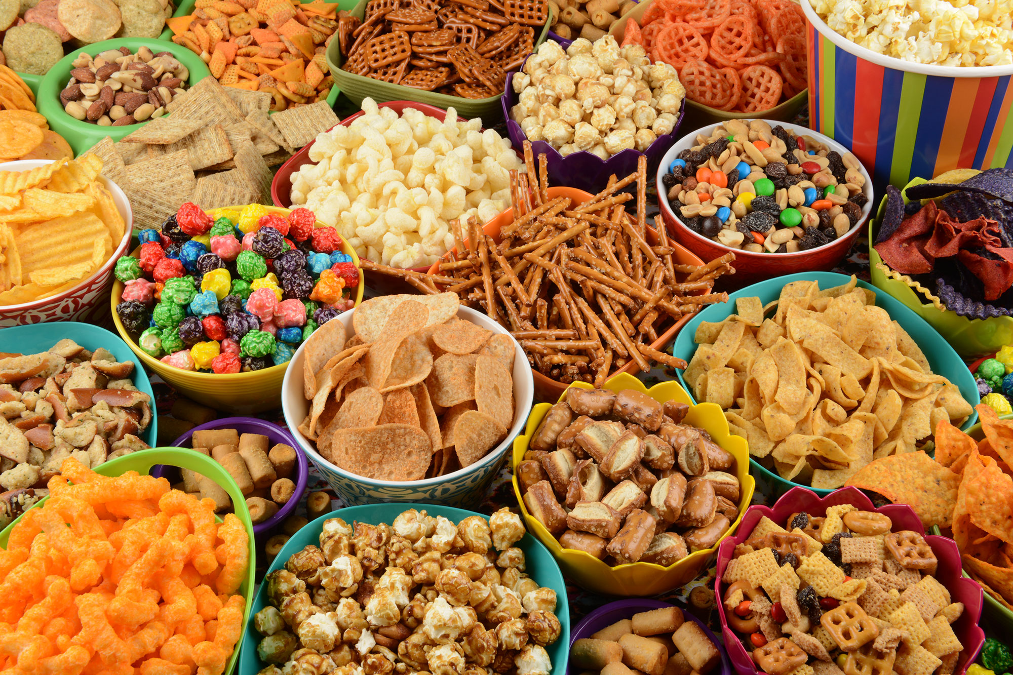 An image of snacks
