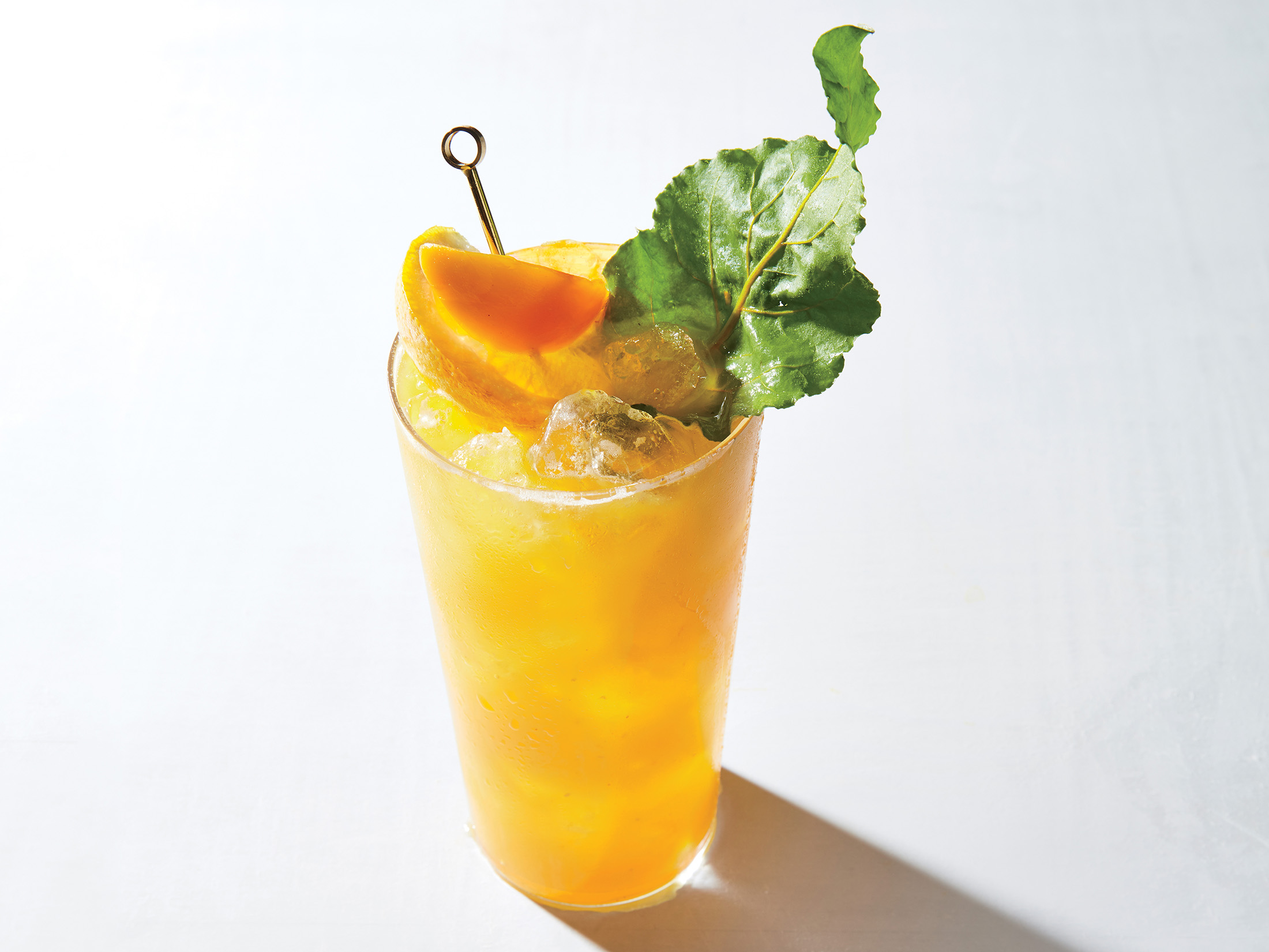 Golden Beet Bloody Mary