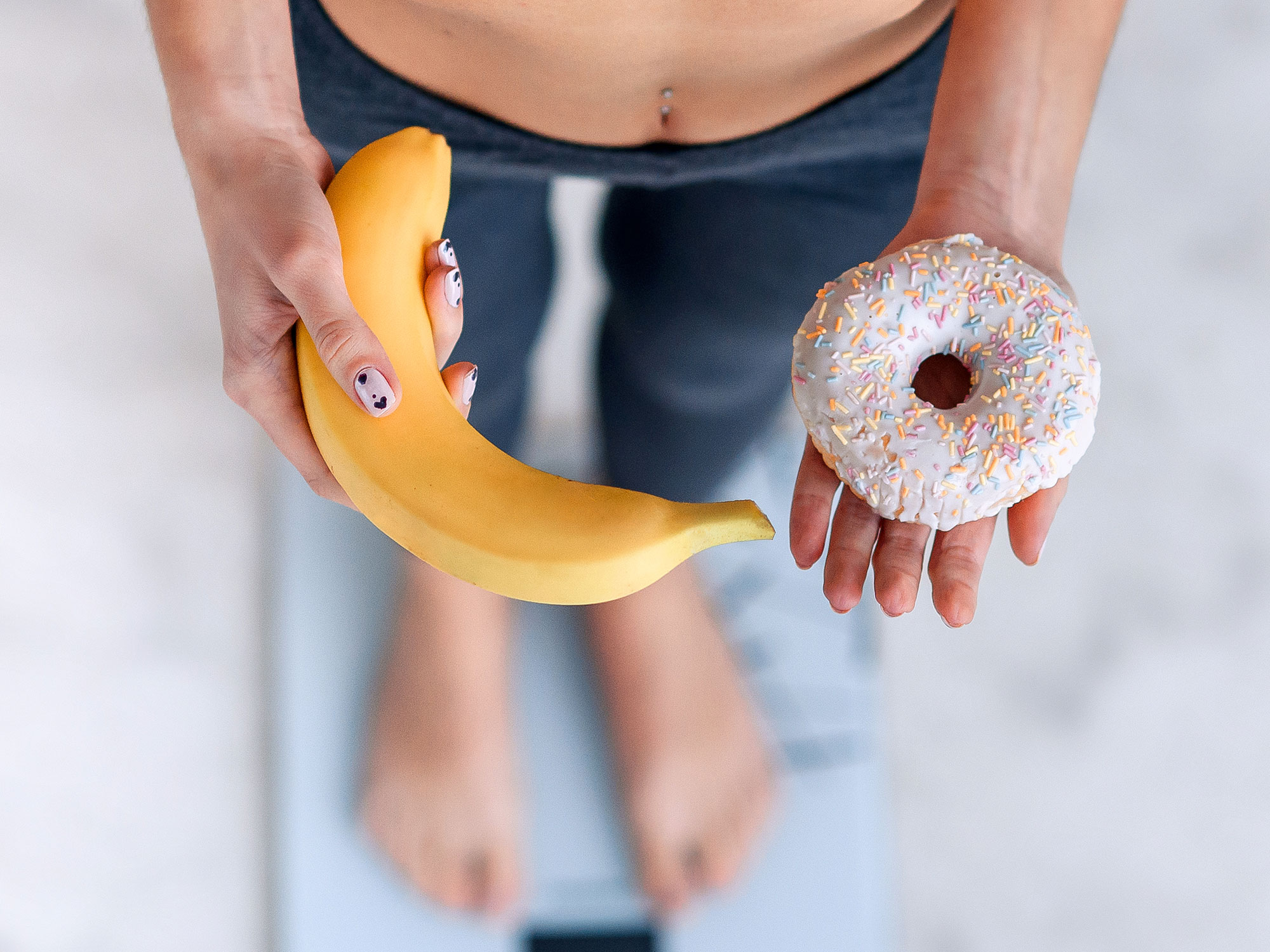 No A Banana Does Not Have More Sugar Than Donut