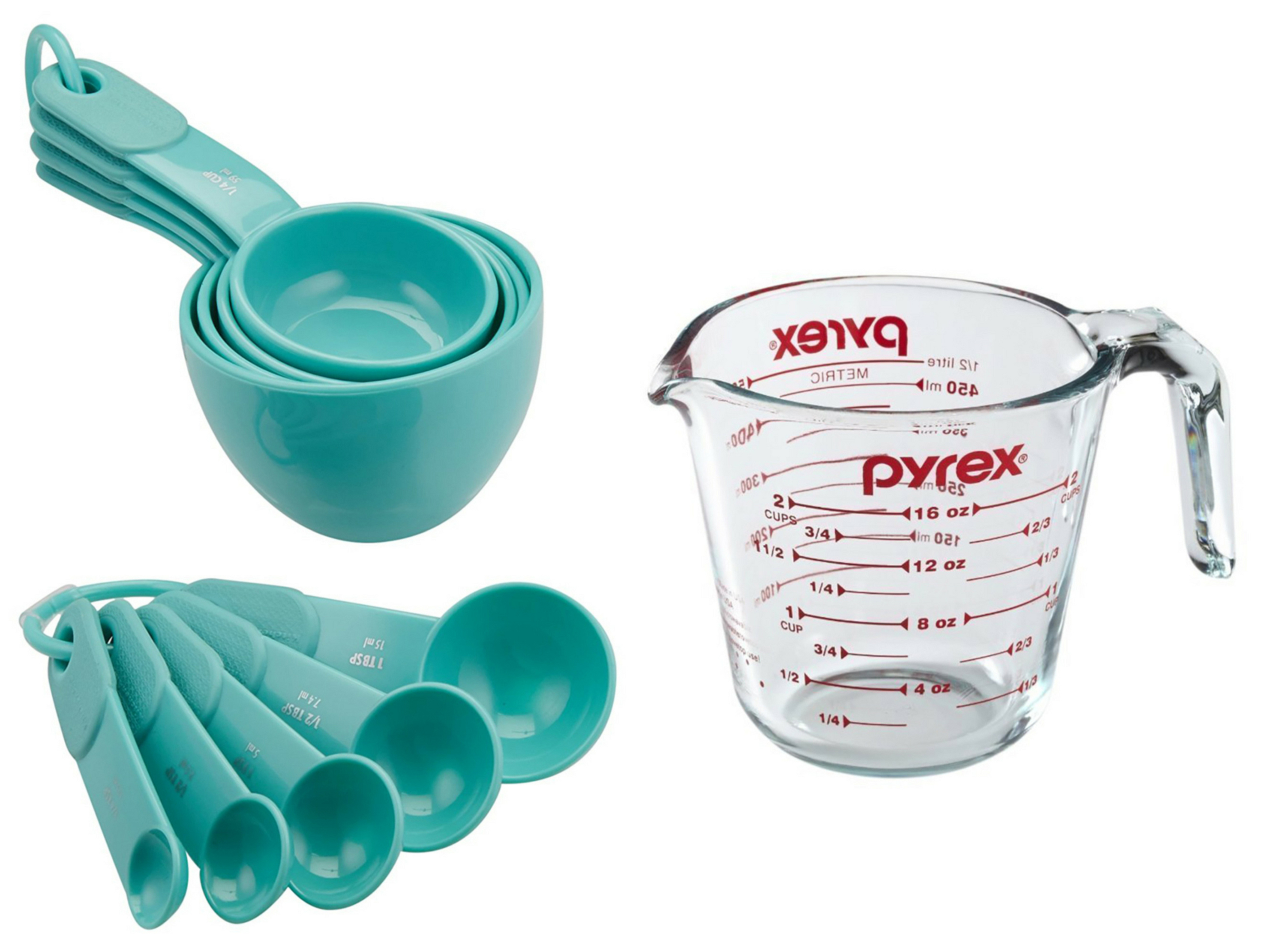What's the Difference Between Dry and Liquid Measurements? - Cooking Light