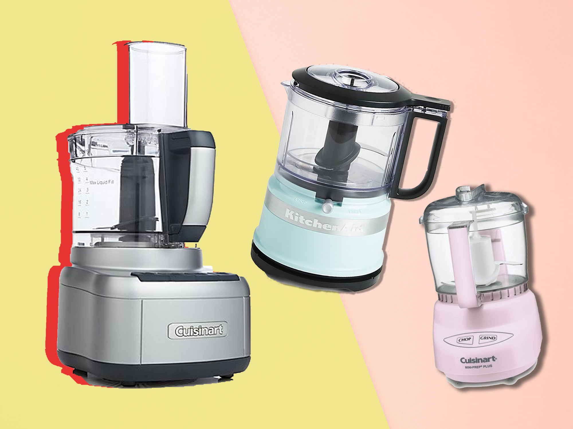 When Are Food Processors the Cheapest and on Sale? - Cooking
