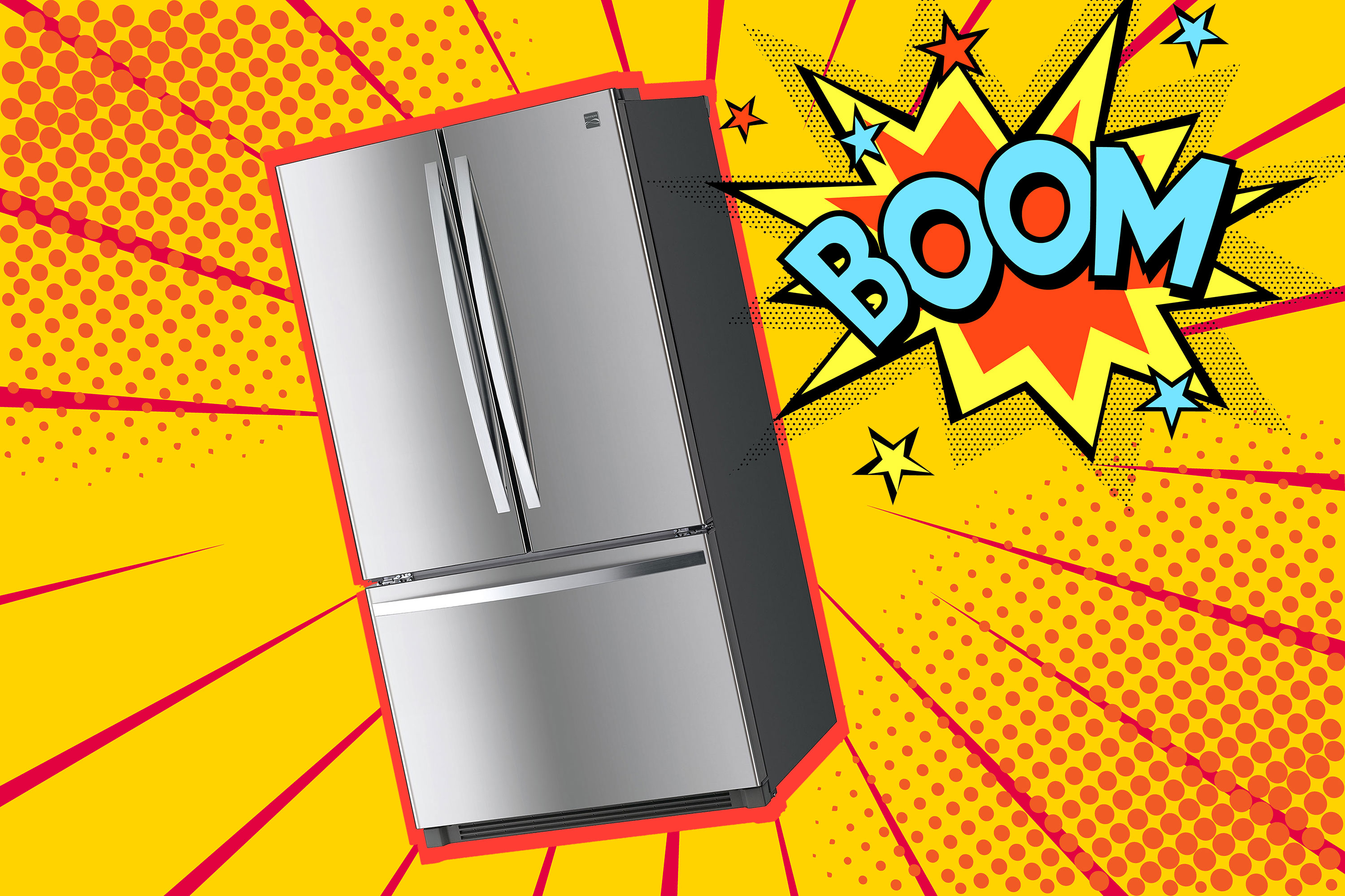 How Does a Refrigerator Explosion Occur? - Cooking Light
