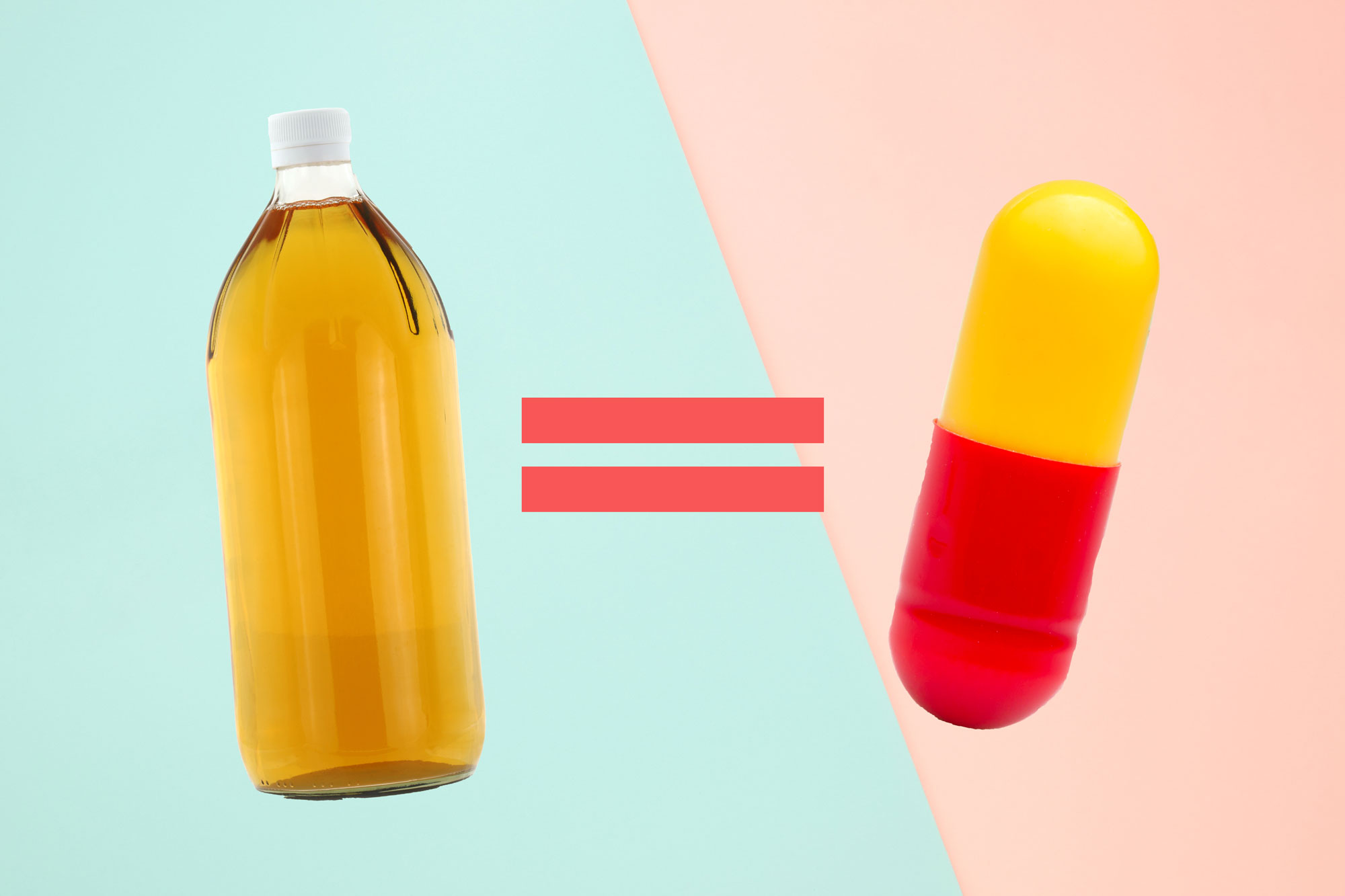 Should You Take Apple Cider Vinegar Pills for Weight Loss? - Cooking
