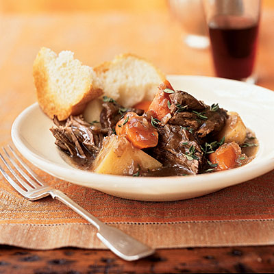 Classic Beef Pot Roast: Over 60 5-star reviews don't lie. If you're looking for a traditional pot roast recipe, try this no-fail version.