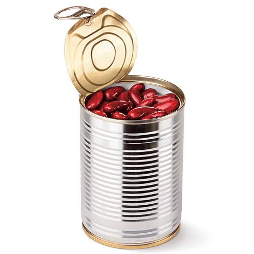 1. Canned beans. From an elegant entrée to a super speedy soup, canned beans offer a hearty, fast, and affordable way to add protein and fiber on the fly.