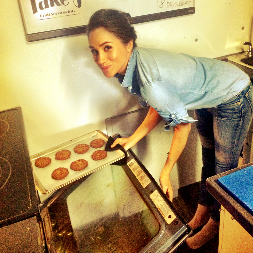 Bake It Forward With Meghan Markle