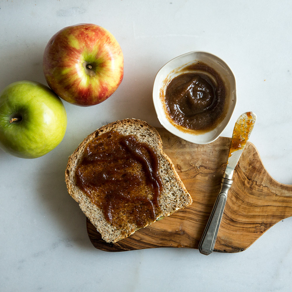 Overnight Apple Butter Recipe — Dishmaps