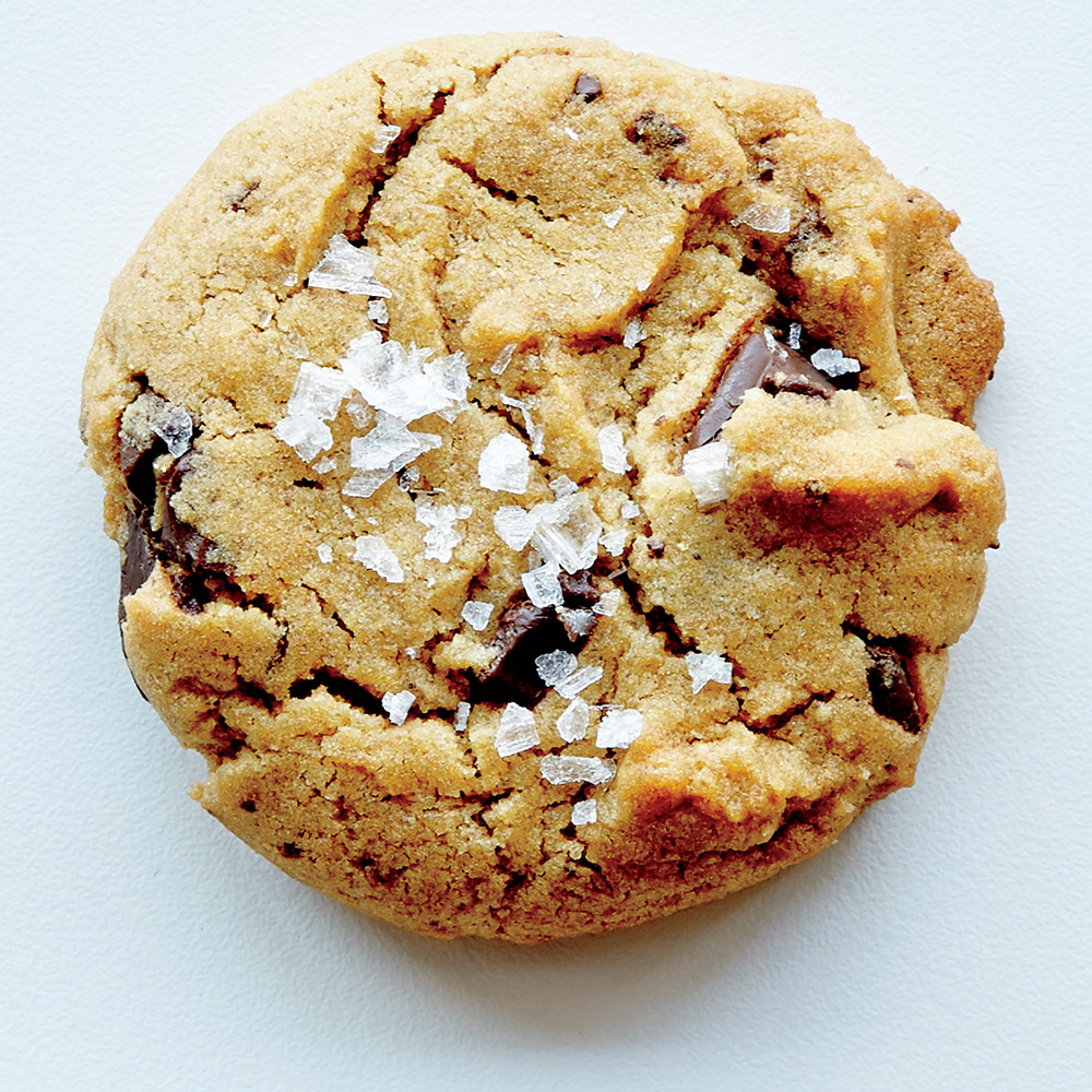 Cooking light chocolate chip cookies recipe