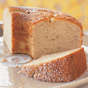 Double-Banana Pound Cake