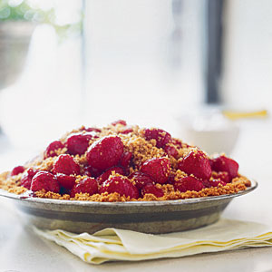 Spring Strawberry Pie Dessert Recipe