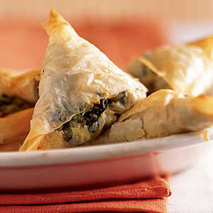 Mini-Spanakopitas Recipe