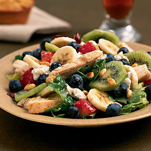 Chicken-Fruit Salad Recipe