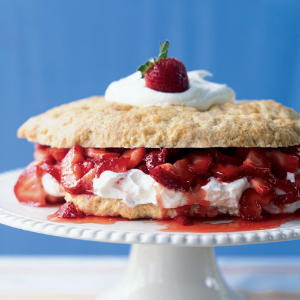 Strawberry Shortcake Dessert Recipe