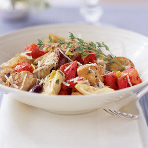 Mediterranean Chicken with Potatoes