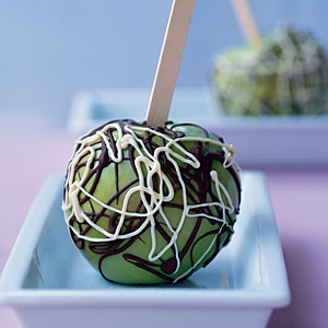 Jackson Pollock Candied Apples Recipes
