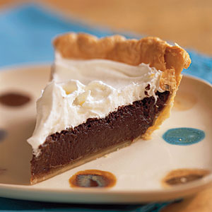 Chocolate Fudge Pie Recipes
