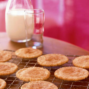 Healthy Snickerdoodles Cookies Recipe