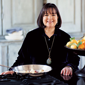 Table talk with ina garten cooking light - Barefoot contessa cooking show ...