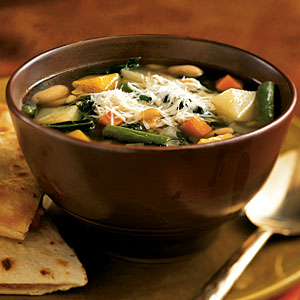 Quick Fall Minestrone