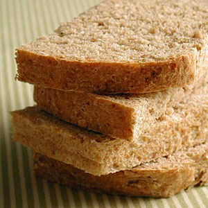 Whole Wheat Flour Multigrain Honey Bread