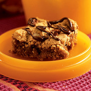 Healthy Pecan Bar Cookies Recipe