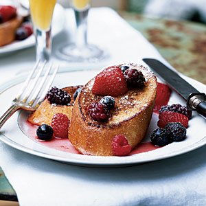 Healthy Pain Perdu Recipes