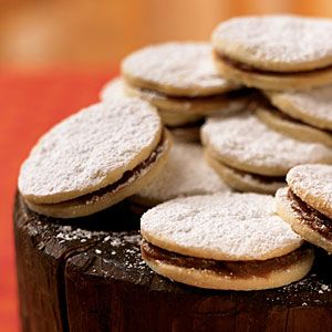 Healthy Dulce de Leche-Filled Cookies Recipe
