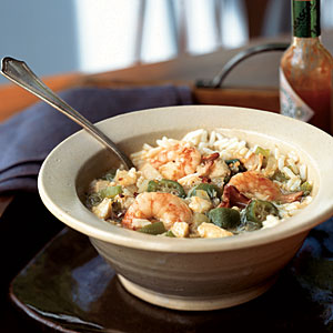 Shrimp and Crab Gumbo