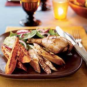 Cider-Roasted Chicken Recipes
