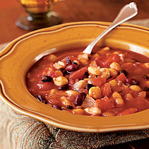 Jane's Vegetarian Chili Recipes