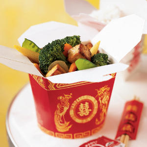 Buddha's Delight with Tofu, Broccoli, and Water Chestnuts Vegetarian Recipe