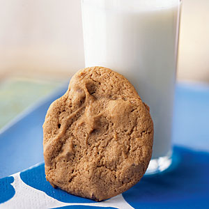 Healthy Chocolate Malted Cookies Recipe