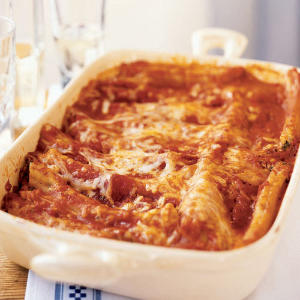 Manicotti Made Easy