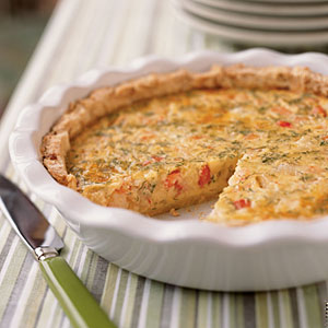 Shrimp Pie Recipe