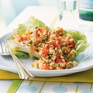 Couscous Salad Cups