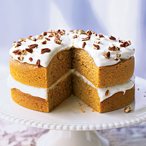 Pumpkin Pie Cake Recipes