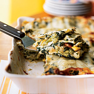 Wine Pairings for Garden Style Lasagna