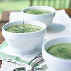 Healthy Cucumber Soup Recipe