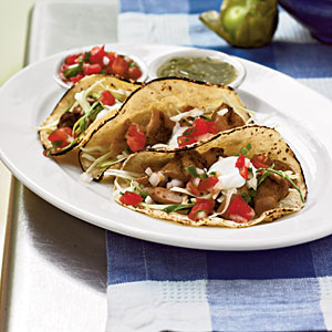 Healthy Soft Chicken Tacos Recipes
