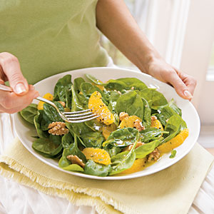 Nutrition Mistake: Eating Spinach for Iron