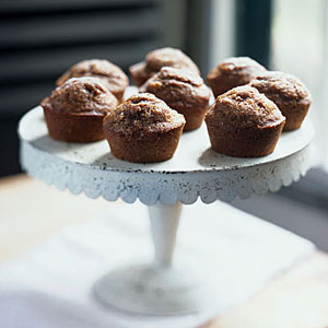 Healthy Muffin Recipes: Pumpkin Muffins