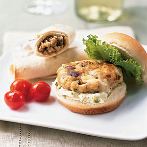 Healthy Kids Meal Mini Turkey Burgers Recipes